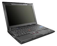 "Lenovo Laptop Thinkpad X201 12.5"" Core i5 2.5Ghz 4GB 250GB Webcam Win 7 Pro"