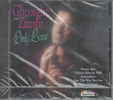 GHEORGHE ZAMFIR only love CD Nouveau Memory-Send In The Clowns i know him so well