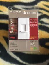 Lutron Lumea Dimmer LG-600-WH Watt Single Pole White Indoor Dimmer New