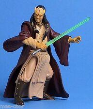 STAR Wars Loose potj ULTRA RARA Maestro Jedi eeth Koth in ottime condizioni. C-10+