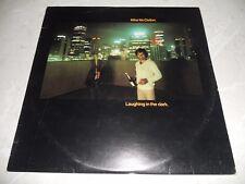 """Mike McClellan """"Laughing In The Dark"""" 1987 LP w/inner Folk APLP044 EX"""
