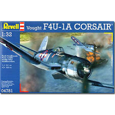 Revell Vought F4U-1A Corsair 1:32 aviones Modelo Kit - 04781