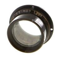 "Vintage Wollensak 9.5"" f/4.5 Velostigmat Series II 8x10 Barrel Lens - UG"
