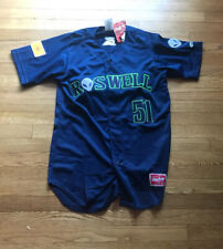 2020 Roswell Invaders Game Jersey Rawlings Tackle Twill Size Adult Medium
