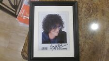 HOWARD STERN SIGNED AUTOGRAPHED FRAMED10X13 8X10 SIRIUS XM PROMO PHOTO