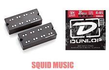 Seymour Duncan SSB-4NYC Phase II NYC Soapbar 4 String Bass Set ( FREE STRINGS )