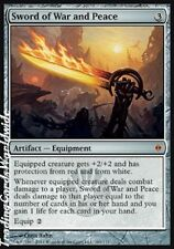 Sword of était and Peace // FOIL // Presque comme neuf // New Phyrexia // Engl. // Magic