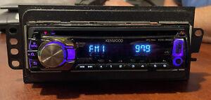 Kenwood KDC-352U Car Cd Player Head Unit Pandora Ipod MP3 Radio Stereo