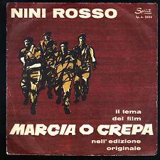 CONCERTO DISPERATO - I VERDI ANNI (tema del Film MARCIA O CREPA) = NINI ROSSO