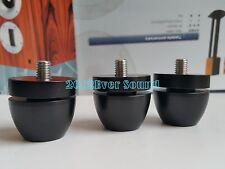 4p ITEM.009 Speaker Isolation Spike Feet Stand Base Cerabase classic Ball