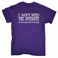 Dont Need Internet Boyfriend MENS T-SHIRT tee birthday gift gifrlfriend funny
