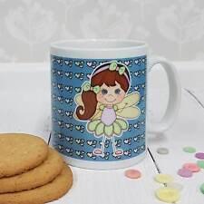 Personalised White Ceramic Mug - Fairy