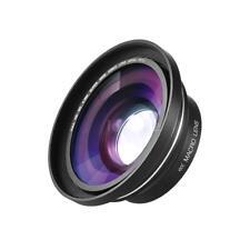 0.39X 30/37mm Full HD Wide Angle Macro Lens fr Ordro Andoer Video Camera DV P6E7