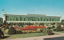 A)  Louisville, KY - Churchill Downs - Tote Board and Garden Surroundings