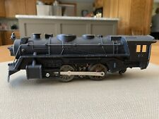 Vintage Marx 666 DieCast 2-4-2 Steam Smoke Locomotive O Working & Tested! Sparks