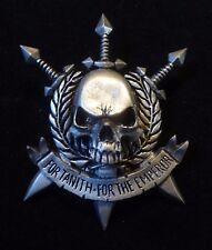 40k Imperial Guard Tanith badge