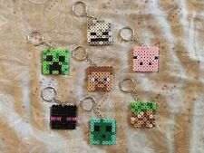 Minecraft Keychain Collection
