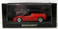 Minichamps 1/43 Scale 400 103580 - 1994 Lamborghini Diablo Roadster - Red
