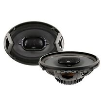 "JBL GTO939 6"" X 9"" CAR AUDIO 200W RMS 3-WAY SOFT TWEETERS COAXIAL SPEAKERS NEW"