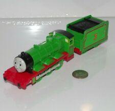 Motorized Trackmaster Thomas & Friends Train Tank Engine - Henry 1993 TOMY Works