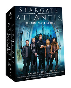 Stargate Atlantis:The Complete DVD Collection