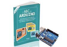 ARDUINO UNO REV3+LIBRO L'ABC DI ARDUINO - ARDUKITBOOK1
