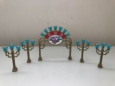Playmobil Wedding 5339 Party Lights Lamps Decorations HTF!