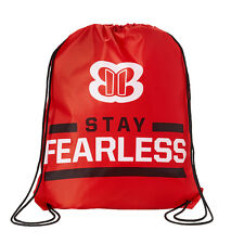 WWE NIKKI BELLA STAY FEARLESS DRAWSTRING BAG NEW TOTAL DIVAS