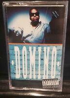 Domino - self-titled Cassette Tape rap hip hop 1993 album music rare