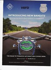 SKOAL BANDITS 2006 magazine print ad clipping smokeless chew tobacco motorcycle
