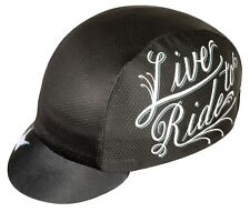 Pace Clothing Hat Pace Coolmax Live 2 Ride Iv [NEW]