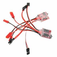 30A 4-8V Mini Brushed Electric Speed Controller ESC Brush Motor For RC Car Q