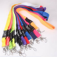 Keychain Lanyard Neck Strap Key Ring For ID Pass Card Badge Gym Key Mobile Phone