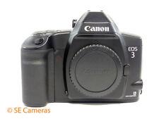 CANON EOS 3 35MM FILM CAMERA BODY *EXCELLENT*