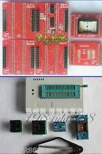 USB Universal Programmer EPROM FLASH CPLD MCU + TSOP32/40/48 to DIP40 Adapters