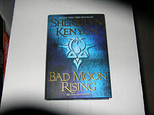 Bad Moon Rising by Sherrilyn Kenyon (2009, Hardcover) SIGNED 1st/1st