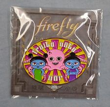 Firefly FRUITY OATY BAR PIN Loot Crate Cargo Exclusive River Tam Box NEW