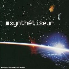 SYNTHETISEUR - 2003 2CD BRAND NEW, SEALED
