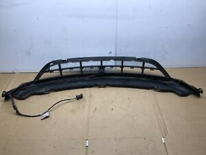 2008-2011 Saab 9-3 Lower Bumper Grill With Wire Harness OEM 08-10