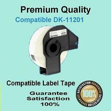 2x ROLL DK11201 DK 11201 BROTHER COMPATIBLE Standard Address Label 29mm x 90mm
