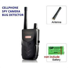 Large Range Wireless Camera Cell Phone RF Signal Bug Spy Detector Finder