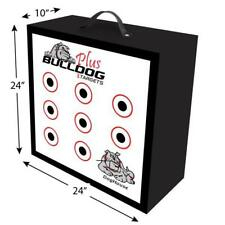 New Bulldog Targets Doghouse Fp Archery Target Plus