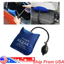 Car Air Pump Wedge Bag Inflatable Dent Shim Tool For Door Window Lock Entry Open