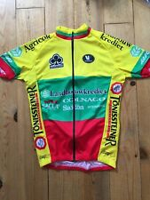 New Team Landbouwkrediet Colnago Cycling Men Jersey -  Sizes