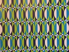 True Vintage 1960's Abstract Wallpaper