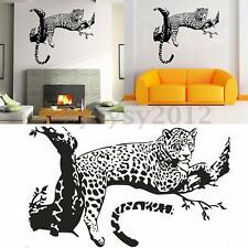 Large Leopard Animal Art Removable Room Home Wall Sticker Decal Mural Decoration