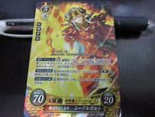 Fire Emblem Card 0 Cipher B18-004SR Edelgard Three Houses Japanese