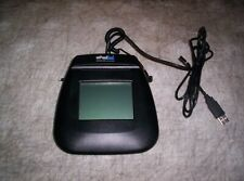 Interlink Epad Ink Signature Tablet w/ Stylus USB 54-74001 Not Scratched