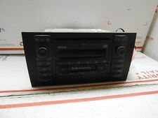 00 Audi A6 am fm cd cassette radio 4B0035195A  ic# 57711  RF0039