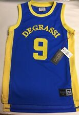 Drake Jimmy Brooks Degrassi High Blood's Thicker Basketball Jersey      OVO 2/3X
